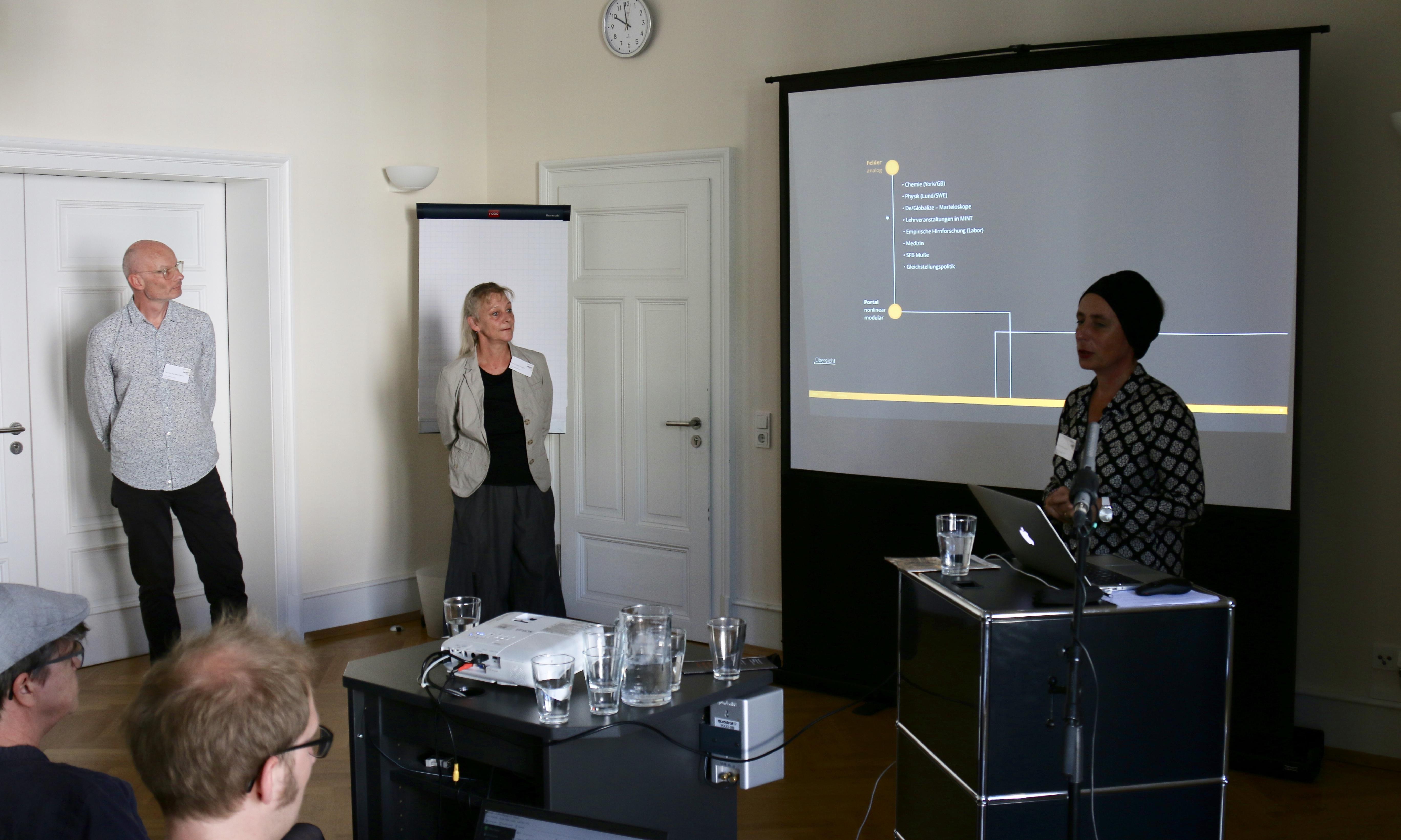 Introduction Marion Mangelsdorf (Freiburg)–Sigrid Schmitz (Berlin) –Daniel Fetzner (Offenburg)